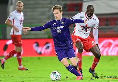 📷 Bonne nouvelle du côté d'Anderlecht : Yari Verschaeren a repris l'entraînement