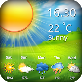 Weather Forecast - Real Time Weather Display