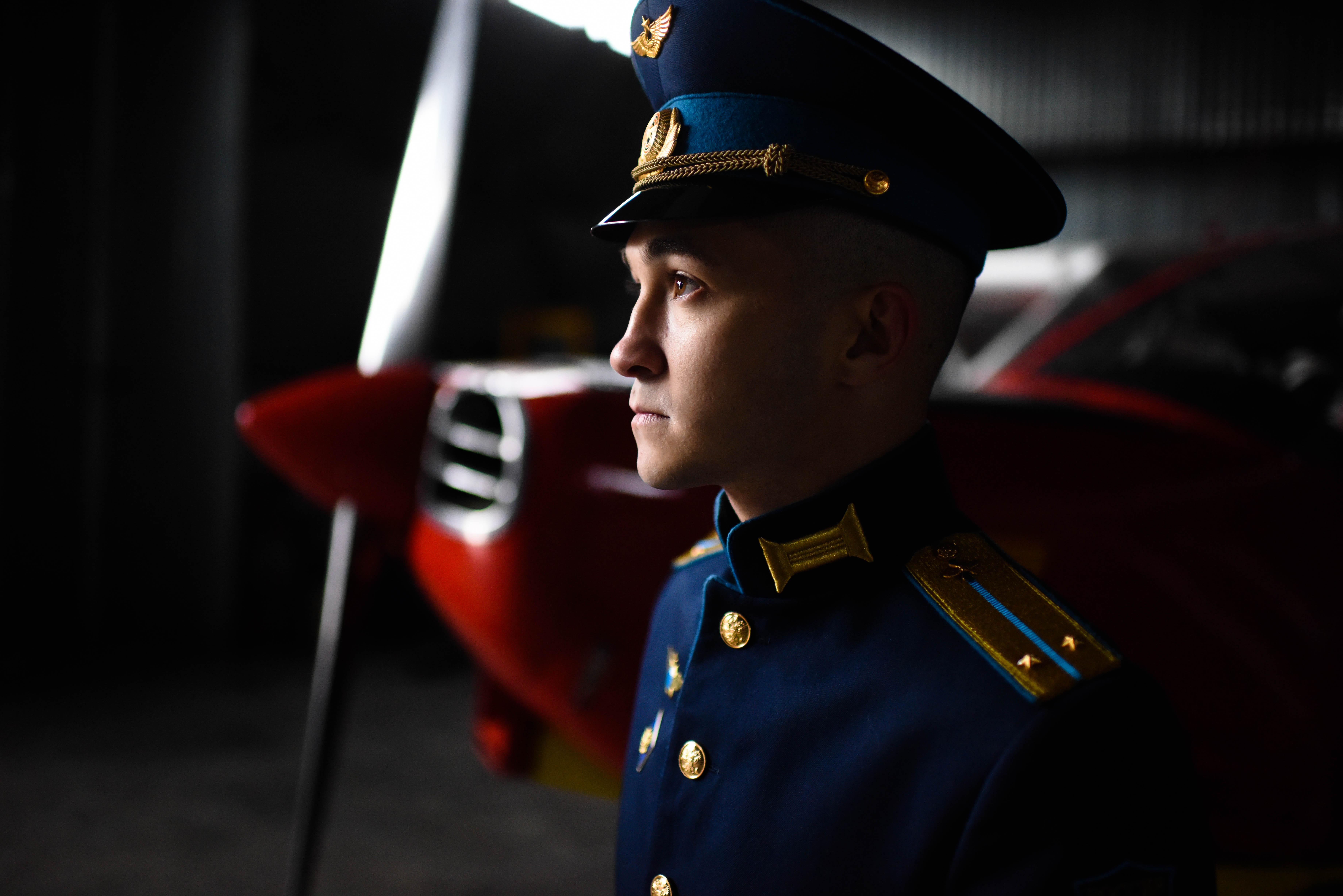 Денис Хусейн в Казани