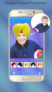 Tải Game Punjabi Turban Photo Editor