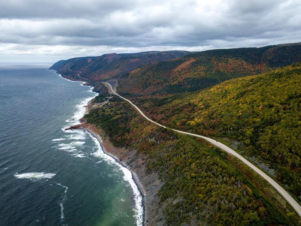 Dlaczego warto jechać do Kanady, Kanada, Park Narodowy, Cape Breton