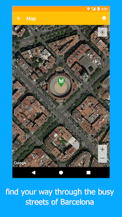 Travel to Barcelona! Screenshot