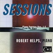 Roger Sessions: Piano Works