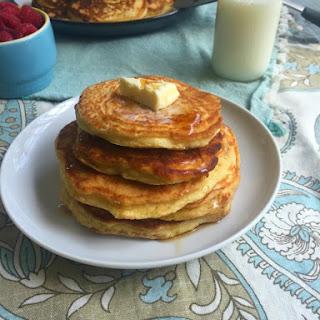 Tenderest Cardamom Pancakes