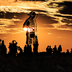 Sunset silhouttes by Mark Molinari - Uncategorized All Uncategorized ( #silhouttes #sxs #sunset,  )