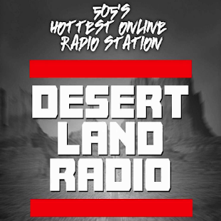 Desert Land Radio- screenshot thumbnail