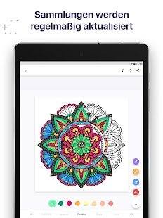 Malbuch Fur Mich Mandala Malvorlagen Screenshot