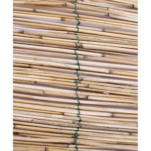 Panou de gard tip paravan din stuf 300 x 150 cm