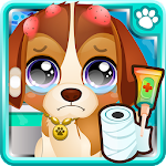 Baby Pet Care & Rescue Icon