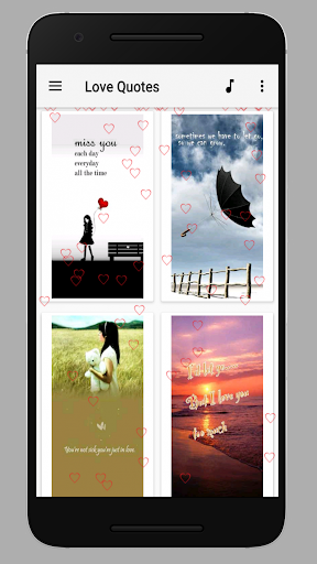 Love HD Wallpapers Android app 3