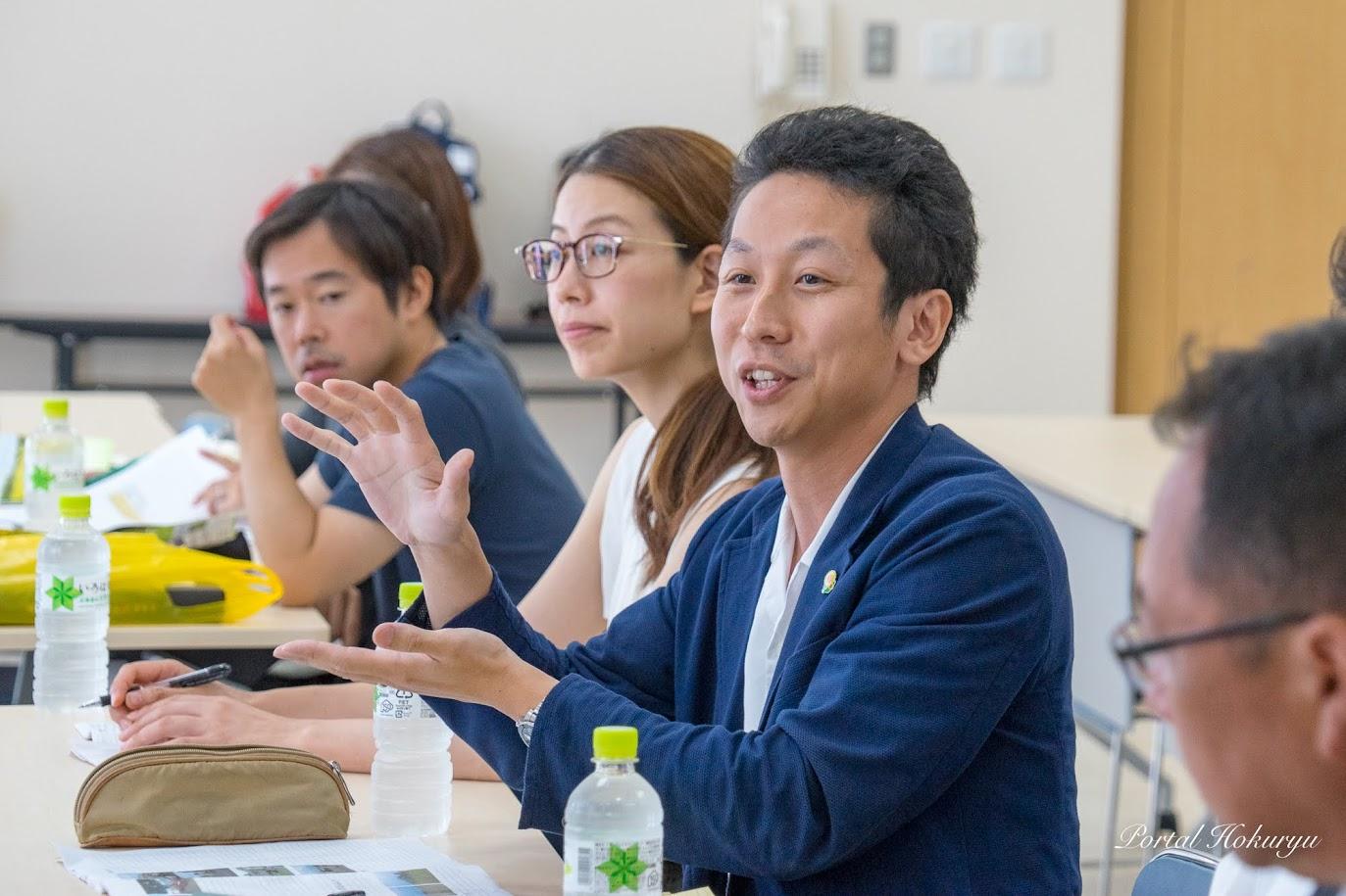 公認会計士・石川直也 氏(東日本大震災事業者再生支援機構)