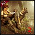 Secret Agent Lara 2 : Frontline Commando TPS icon