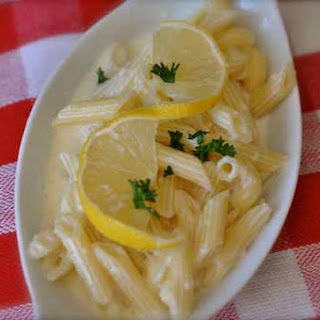 Sweet Tomatoes Lemon Greek Penne Pasta