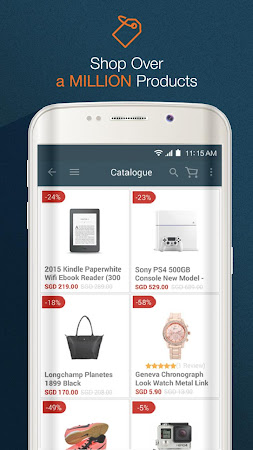Lazada - Shopping & Deals 3.2.4 screenshot 248922