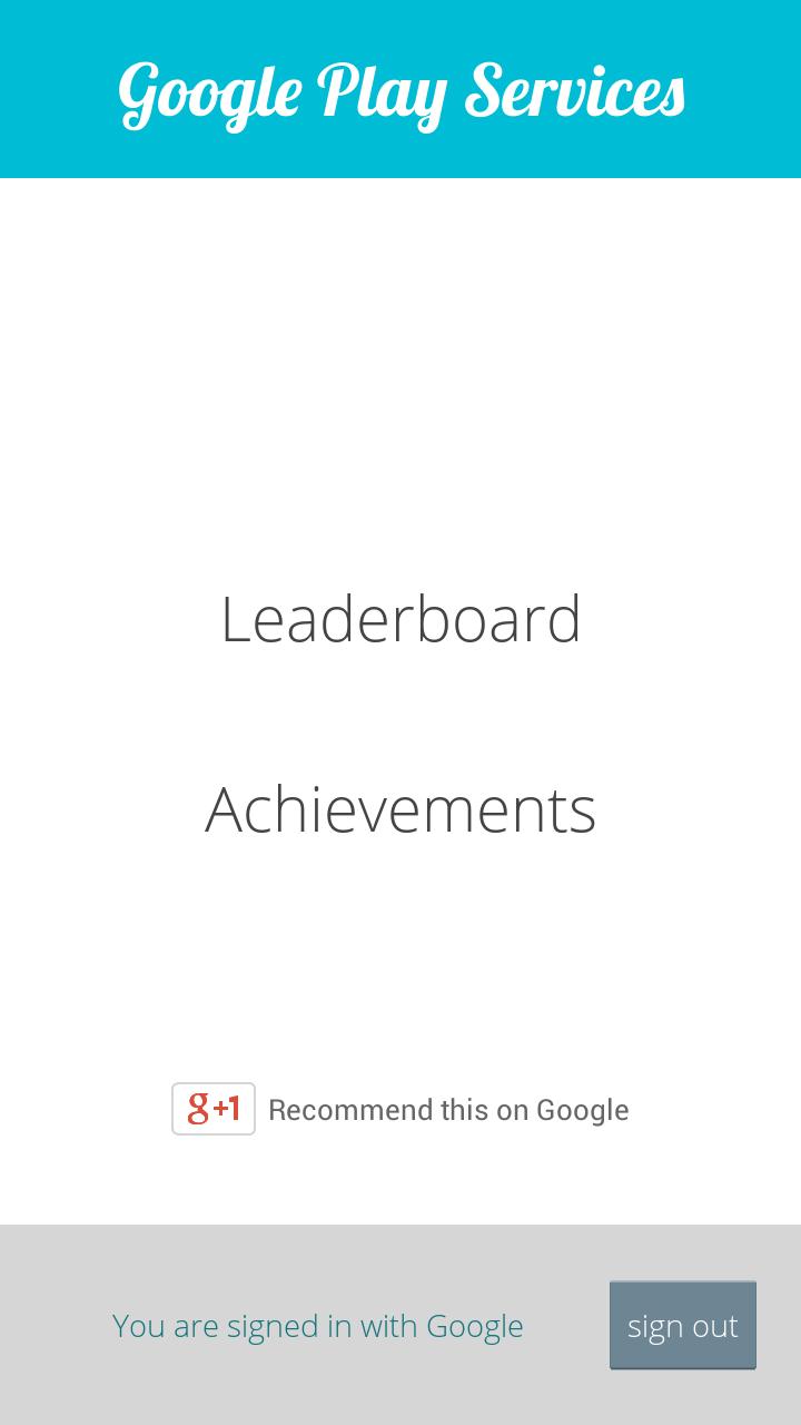 Скриншот Spot the Androidify