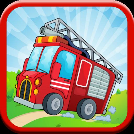 Fire Truck Kids Games - FREE!