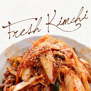 Korean Fresh Kimchi