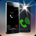 Blinking Flashlight On call icon