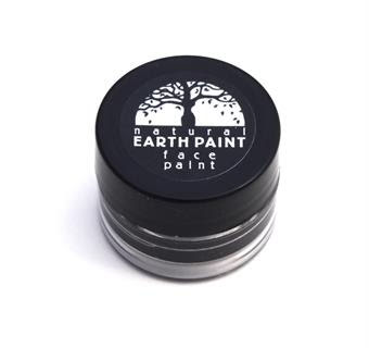 Natural Earth Paint, ekologisk ansiktsfärg svart