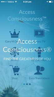 ACCESS CONSCIOUSNESS - náhled