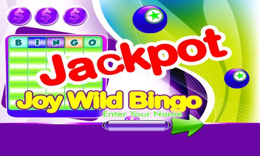 Jackpot Joy Wild Bingo