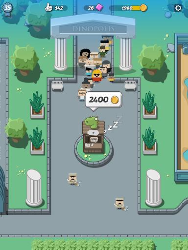 Crazy Dino Park  screenshots 13