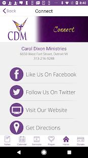 Carol Dixon Ministries - náhled