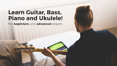 Yousician -  Learn Guitar, Piano, Bass & Ukulele APK screenshot thumbnail 7