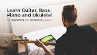 screenshot of Yousician -  Learn Guitar, Piano, Bass & Ukulele