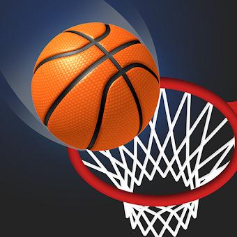 basketball shoot hile apk indir