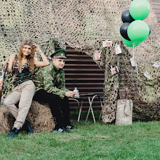 Wedding photographer Darya Zvyaginceva (NuDa). Photo of 03.10.2015