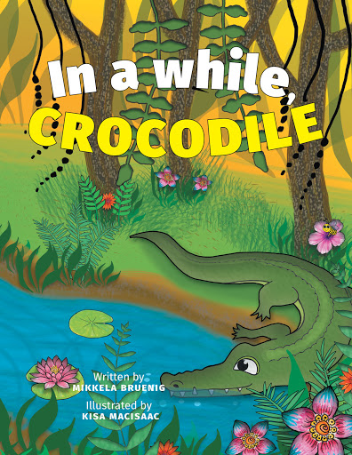 In a while, Crocodile cover