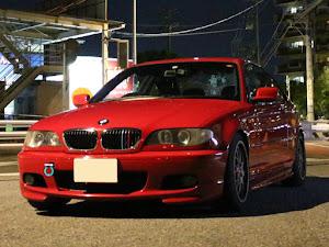 318Ci  E46 3 series Mスポーツ 赤のカスタム事例画像 🍎りっ君🍎赤いきつね🍎さんの2020年07月17日02:40の投稿