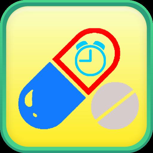 Pill & Meds Reminder-Med Alert LOGO-APP點子