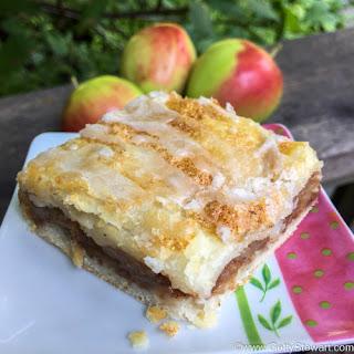 Apple Pie Bars.