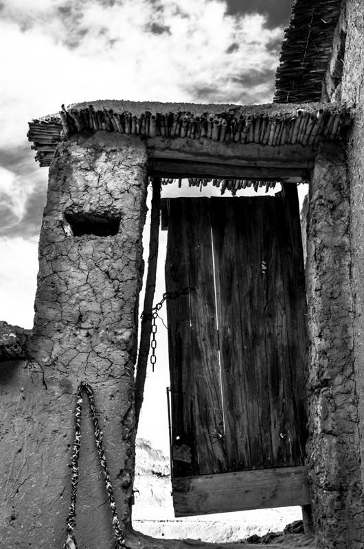 Entrare o uscire? di MariaGrazia