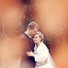 Wedding photographer Anna Nikitina (stop-moment). Photo of 25.11.2012