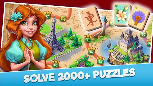 Mahjong Journey: A Tile Match Adventure Quest capturas de pantalla 7