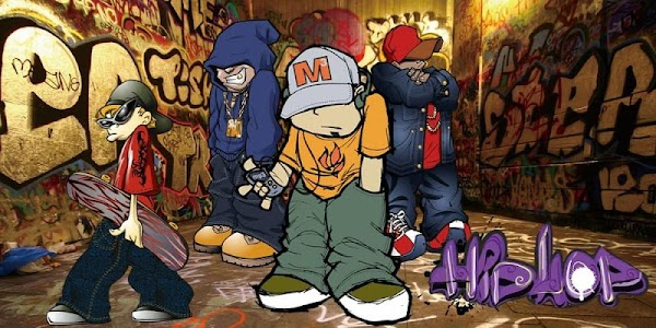 HipHop Boy Graffiti screenshot 3