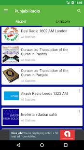 Punjabi Radio Stations - náhled