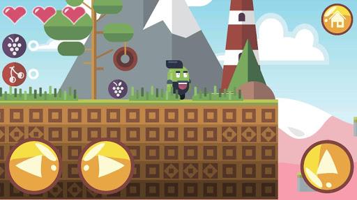 Gree the traveler - platformer  screenshots 1