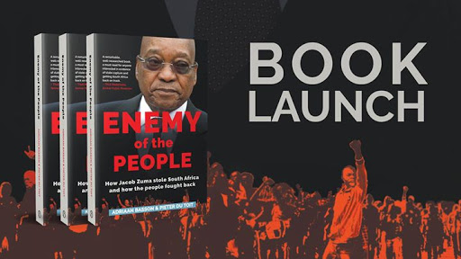 Launch of Enemy of the People in Johannesburg : Exclusive Books, Hyde Park