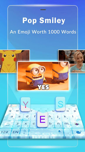Touchpal Keyboard - Gesture Typing & T9 Layout 6.5.5.4 screenshots 6