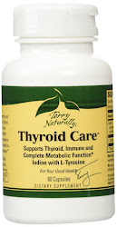 Terry Naturally Thyroid Care Dietary Supplement - 60 Capsules