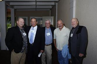 Photo: Don Karotick, John Heidtke, John Covey, Jim Allison, Don Bingham