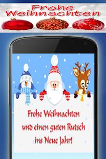 App Weihnachtsgrüße.Weihnachtsgrüße Kostenlos Apps On Google Play