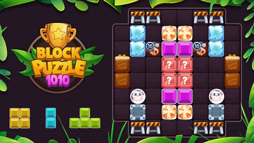 Classic Block Puzzle Game 1010 screenshot 14