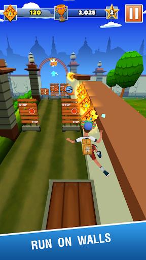 Grandpau2019s Parcel Rangers - 3D Running Game apkdebit screenshots 2