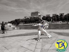 Photo: Tournage d'un clip vidéo de capoeira pour l'association Jogaki Capoeira Paris - www.jogaki.fr - par Motion Prom