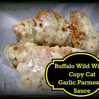 Buffalo Wild Wings Copy Cat Garlic Parmesan Sauce Recipe ~ Make the Best at Home!.